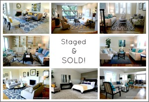 Staged & SOLD